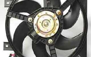 Ваз 2110 не работает вентилятор