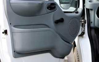 Как открыть форд транзит без ключа