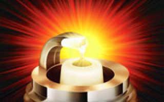 Почему нет искры на свечах