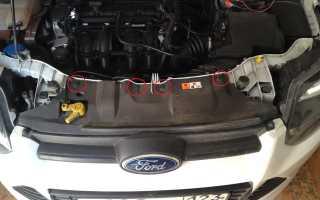 Как снять бампер форд фокус 3