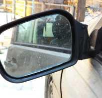 Как разобрать зеркало заднего вида на шевроле нива