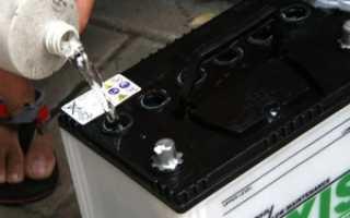 Как проверить плотность аккумулятора ареометром