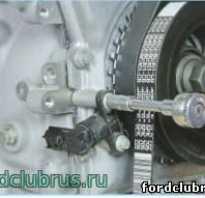 Замена цепи грм форд мондео 3