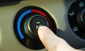 Как самому заправить кондиционер в машине