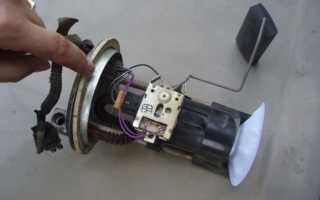 Как проверить бензонасос на ваз 2110 инжектор