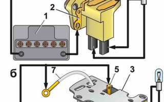 Ваз 2107 генератор не дает зарядку