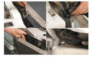 Шевроле нива ремонт двигателя
