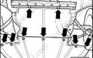 Замена радиатора ауди 100 с4