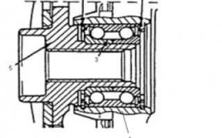 Дэу нексия замена подшипника передней ступицы