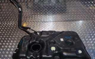 Рено дастер объем топливного бака