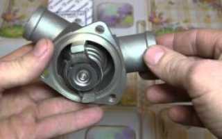Как проверить термостат ваз 2110